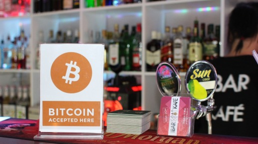 bitcoin cafe